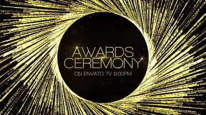 پروژه افترافکت مراسم اهدای جوایز Awards Show