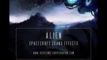 مجموعه افکت صوتی فضاپیمای بیگانه Alien Spacecraft Sound Effects