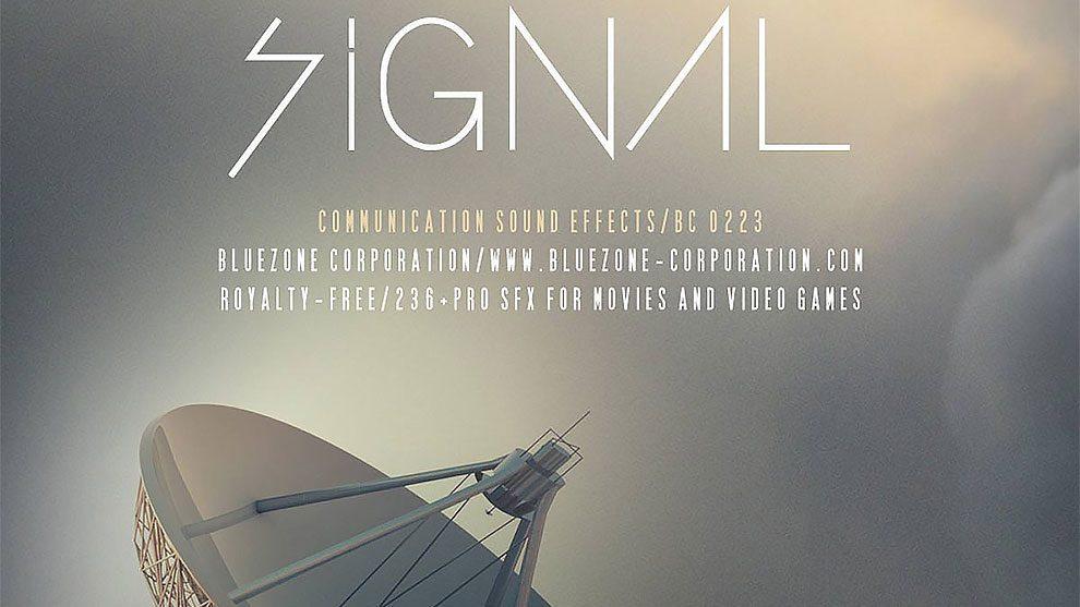 مجموعه افکت صوتی ارتباطات سیگنالی Signal Communication Sound Effects