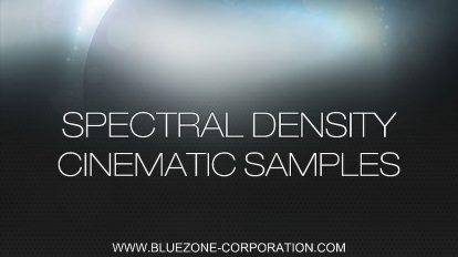 مجموعه افکت صوتی سینمایی Spectral Density