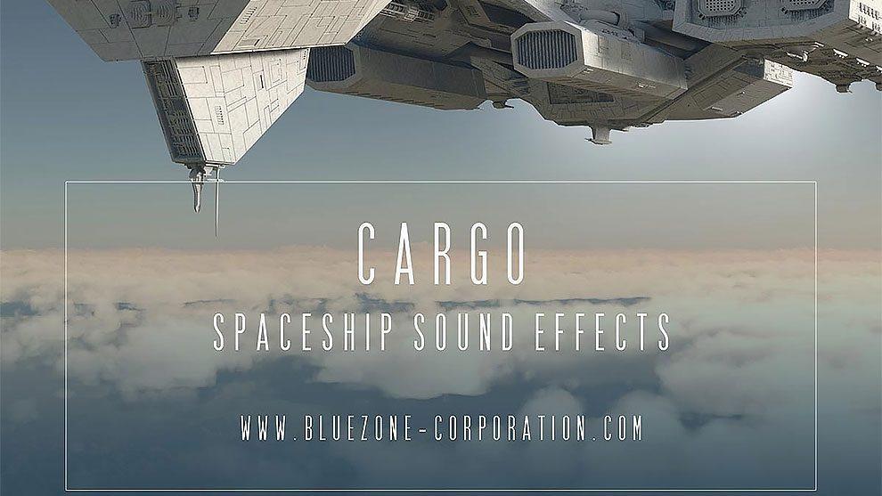 مجموعه افکت صوتی فضاپیمای بار Cargo Spacecraft Sound Effects