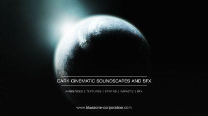 مجموعه جامع افکت صوتی سینمایی Dark Cinematic Soundscapes