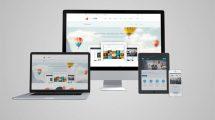 پروژه افترافکت پرزنتیشن با تجهیزات الکترونیکی Device Business Presentation
