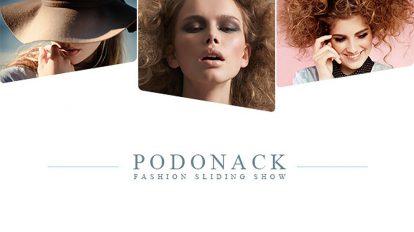 پروژه افترافکت اسلایدشو فشن و مد Fashion Slideshow