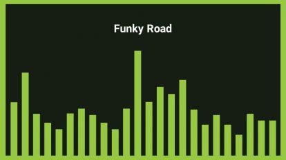 موزیک زمینه فانک Funky Road