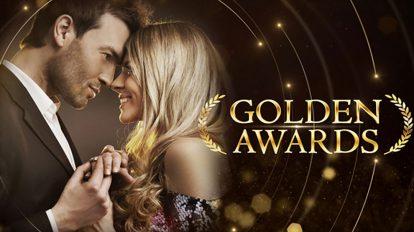 پروژه افترافکت افتتاحیه مراسم جوایز طلایی Gold Awards
