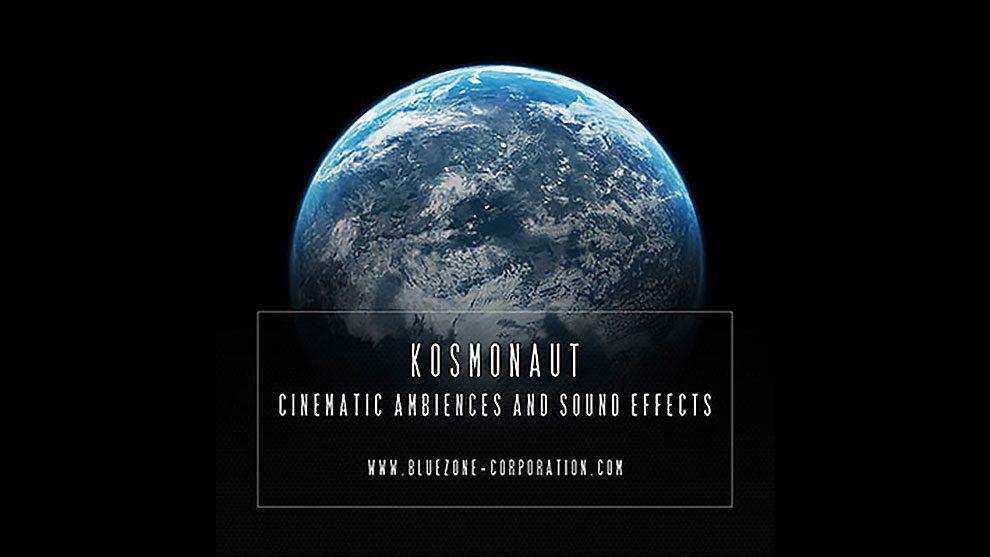 مجموعه افکت صوتی محیطی سینمایی Kosmonaut Cinematic Ambiences