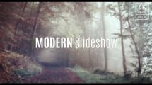 پروژه افترافکت اسلایدشو عکس مدرن Modern Slideshow