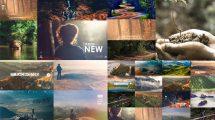 پروژه افترافکت اسلایدشو عکس Slideshow