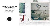 پروژه افترافکت نمایش عکس هنری The Art of Storytelling