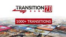 پروژه افترافکت مجموعه ترانزیشن Transition Bank