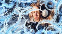 پروژه افترافکت اسلایدشو زمستانی Winter Slideshow