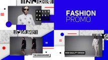 پروژه افترافکت تیزر تبلیغاتی فشن Fashion Promo