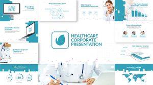 پروژه افترافکت پرزنتیشن پزشکی Healthcare & Corporate