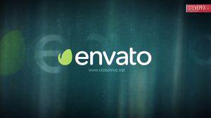 پروژه افترافکت نمایش لوگو با پرتوهای نور Light Logo
