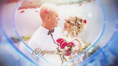 پروژه افترافکت اسلایدشو عروسی Wedding
